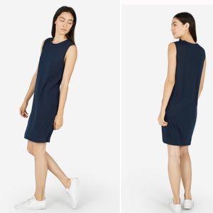 Everlane Luxe Drape Muscle Tank Dress